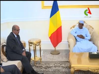 Tchad-Algérie: en tournée au Sahel, Messahel reçu ce vendredi à Am-Djarass par le Président Idriss Déby