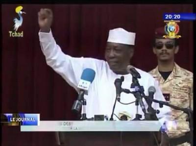 Accusé de corruption aux États-Unis dans l'affaire Gadio, Idriss Déby rigole au Tchad !