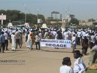 Le bras de fer se durcit entre Déby et les Etats-Unis: «il y a des lois à respecter au Tchad», selon le Porte-parole du gouvernement