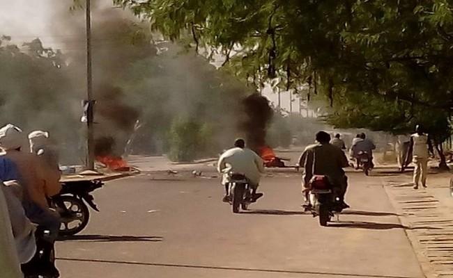 Une nouvelle confrontation contre le gouvernement au Tchad: vers des combats de rue entre les fonctionnaires affamés et les sbires du régime