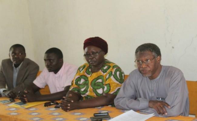 Grande marche contre Idriss Déby au Tchad: Mahamat Nour Ibedou de la CTDDH va-t-il braver tout seul les sbires du régime ?