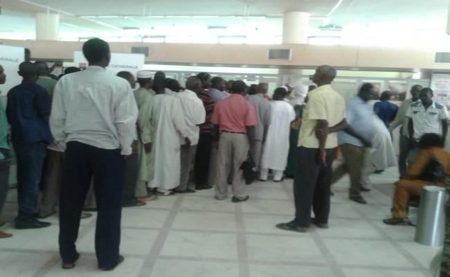 Au Tchad, trois semaines après l'accord signé entre le gouvernement et les syndicats, toujours pas de moratoire dans les banques