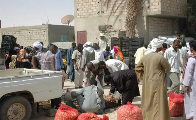 Libye: le HCR vient en aide à des milliers de déplacés à Mourzouk dans le sud du pays