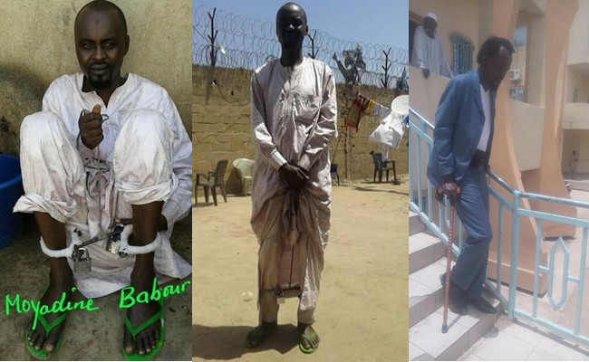 Le cyberactiviste Mahamat Babouri libéré après 16 mois de détention avec torture et mauvais traitements pour avoir critiqué la gouvernance au Tchad