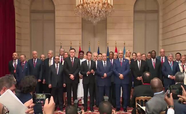 Conférence internationale sur la Libye à Paris: mais où est donc passé le Président Idriss Déby ?