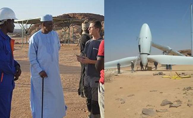 Tchad: construction d'une centrale éolienne à Am-Djarass, nouvelle capitale de l'Ennedi unifiée