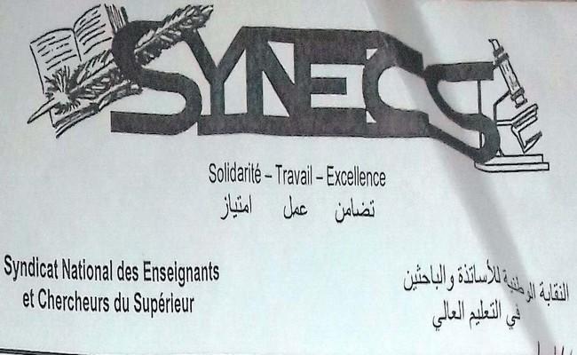 Crise sociale au Tchad: deux membres du bureau exécutif du SYNECS suspendus de leurs fonctions