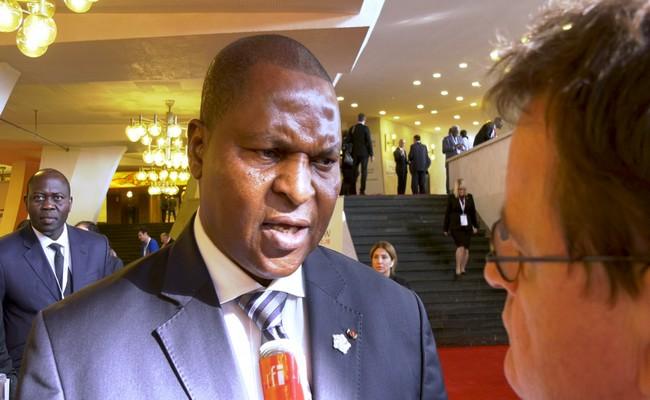 Faustin-Archange Touadéra: «il y a de la place pour tout le monde en Centrafrique»