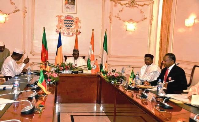 Les 4 pays du Lac Tchad se réunissent à N'Djaména pour contrer Boko Haram