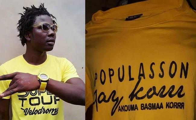 Au Tchad, le ras-le-bol général chanté pendant 24 heures sans interruption: «Populasson Gay Korrr Akouma Basmaa Korrr»