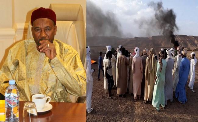 Tchad: pour Mahamat Zen Bada, les villageois de Miski sont des «narcotrafiquants armés retranchés dans des grottes qui font face à l'armée»