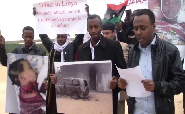 Libye: l'Assemblée nationale des Toubous dénonce des opérations de nettoyage ethnique au sud du pays