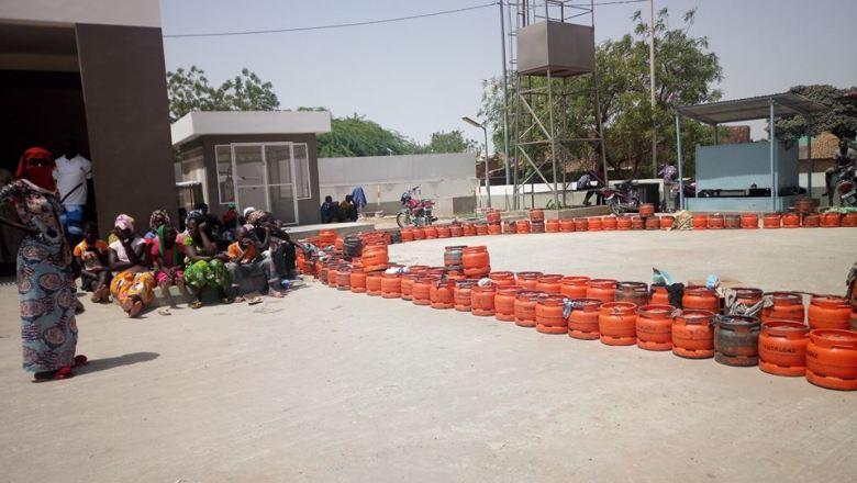 Tchad: vers une révolte contre la pénurie de gaz butane ou une situation à la soudanaise ?