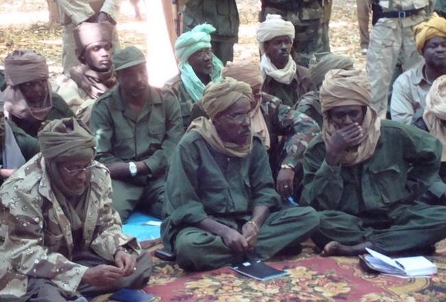 Arrestations en France de trois opposants tchadiens, dont le Général Mahamat Nouri et Dr Abakar Tollimi
