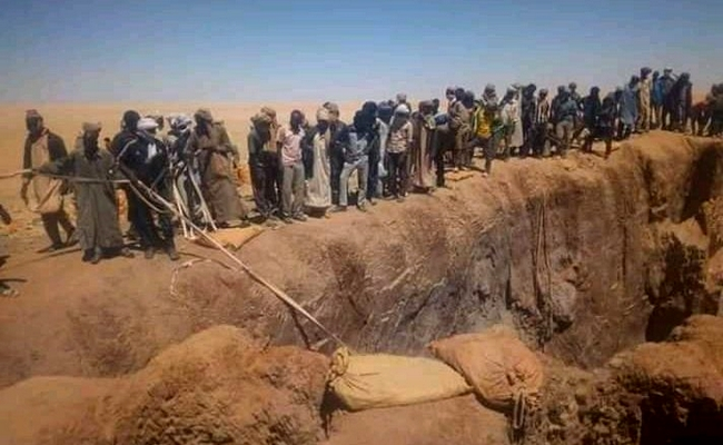 Tchad: plus d'une centaine de morts dans l'éboulement d'une mine d'or à Kouri Bougoudi
