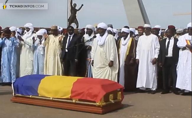 Le Tchad rend un hommage national à l'ancien Président Lol Mahamat Choua
