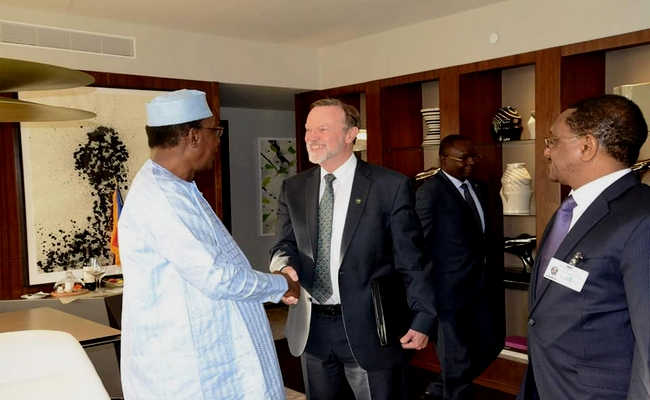 A New-York, les Etats-Unis tancent à nouveau le régime d'Idriss Déby sur les droits de l'homme au Tchad