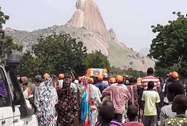 Au Tchad, une nouvelle défection au sein du parti au pouvoir: le bureau local du MPS de Mataya et ses militants ont rallié l'UNDR