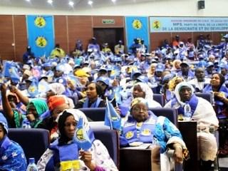 Congrès extraordinaire du MPS au Tchad: la désignation d'un nouveau SG du parti au menu