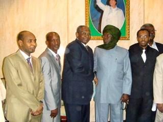 Au Tchad, l'ancien Conseiller à la primature Choua Dazi se retire de l'accord de paix signé avec le gouvernement: vers une  guerre de l'or généralisée dans le Tibesti ?