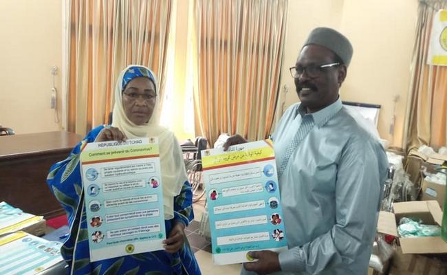 Le Tchad enregistre un troisième cas de coronavirus