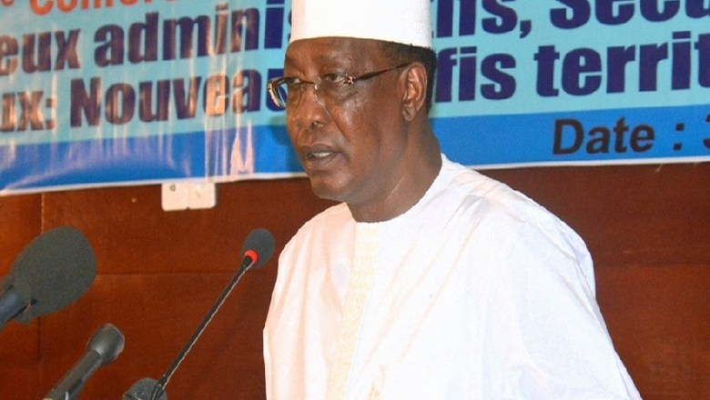 Le Maréchal du Tchad somme ses gouverneurs de rembourser l'argent piqué dans les recettes des provinces