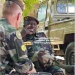 Au Tchad, après le Maréchal, c'est au tour de son cousin, le Général Mahamat Saleh Brahim de poursuivre la campagne présidentielle dans la zone méridionale