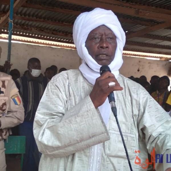 Mahamat Saleh Brahim, le papy qui s'est révélé meilleur en politique que dans la Garde Nationale et Nomade du Tchad