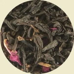 Rose Pouchong flavoured tea