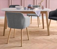 Gepolsterter Esszimmer Stuhl online bestellen bei Tchibo ...