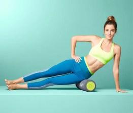 Pilates- und Fitnessrolle
