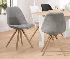 Esszimmer Stuhl mit Stoffpolster online bestellen bei ...