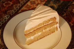 Caramel Tea Cake TChing