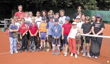 Tennisfreizeit