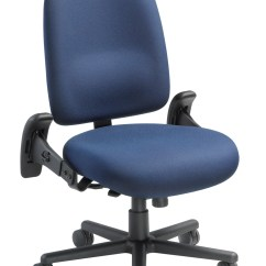 Swivel Office Chair Without Arms Stairs Lift Tci - Furniture Chairs & Seating Sherman Heavy Duty