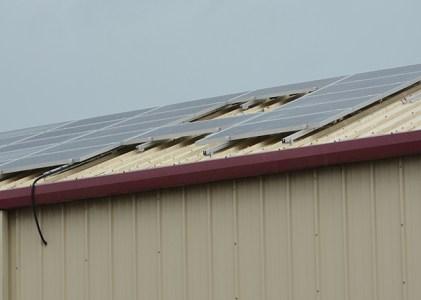 Solar PV panels boost environmental power at TCi HQ
