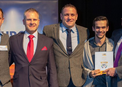 Double success at the HPC Excellence Awards