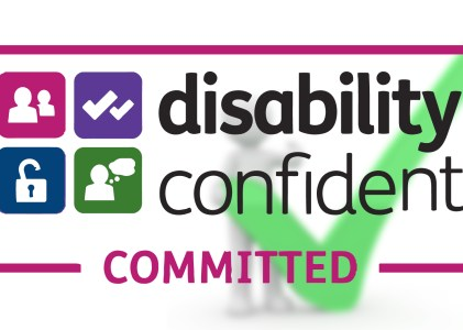 TCi is Disability Confident Committed