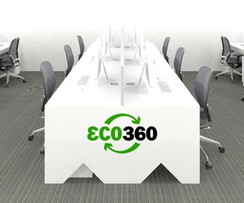 ECO360® Sustainable Cardboard Desk