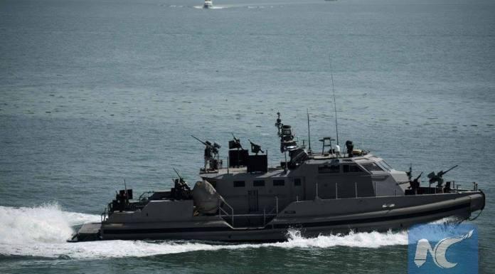 หวิดเกิดเรื่อง! เรือสหรัฐฯยิงเตือนเรืออิหร่านที่เข้าใกล้