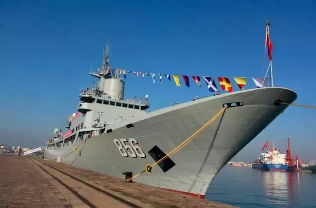 เปิดตัว! เรือลาดตระเวนอิเล็กทรอนิกส์ล่าสุดของกองทัพ PLA