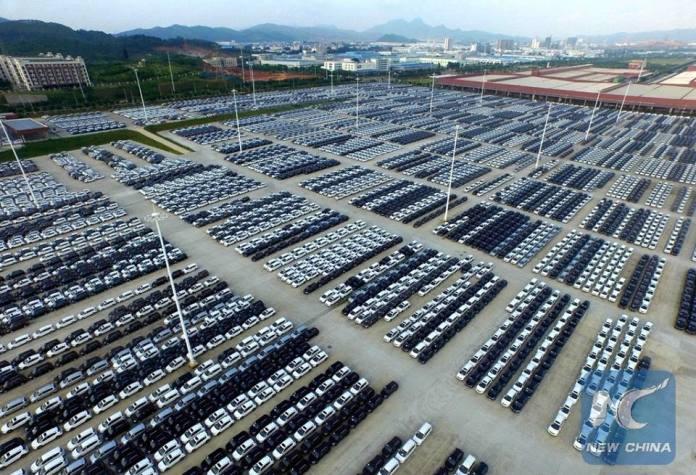 ยอดขายรถยนต์ของจีนปี 2016 ทะลุเป้าเป็นประวัติการณ์!