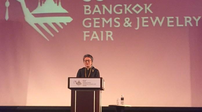 """พาณิชย์ฯ หนุนอัญมณีไทยสู่ตลาดโลก ชูสินค้าเจาะตลาดใหม่ ในงาน """"Bangkok Gems & Jewelry Fair"""" ครั้งที่ 59"""