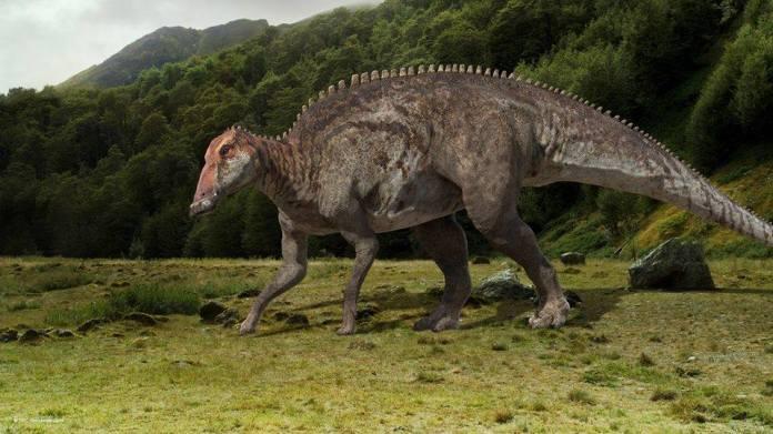 นักวิทย์พบร่องรอยไดโนเสาร์ในภาคตะวันออกเฉียงเหนือของจีน