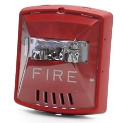 Heat Thermostat Gas Dodge Nitro Radio Wiring Diagram Wheelock Exceder 24vdc Horn Strobe Model Hsr Wall-mount Red