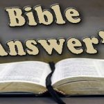 Bible Answers