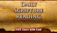 Daily Scripture Reading 8-21