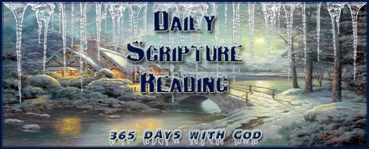 Daily Scripture Reading 2-4