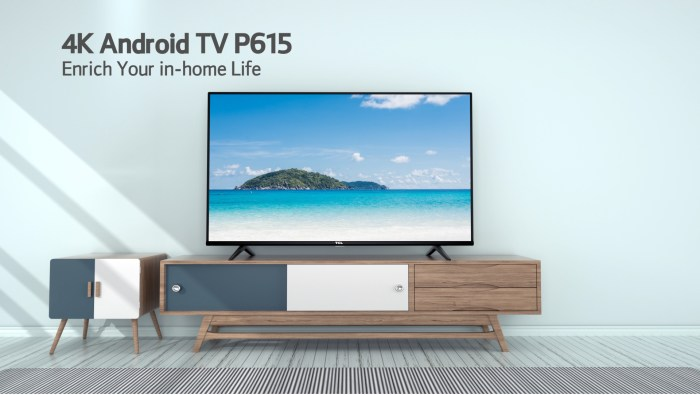 Image result for TCL 43 Inch P615 UHD Smart Android TV