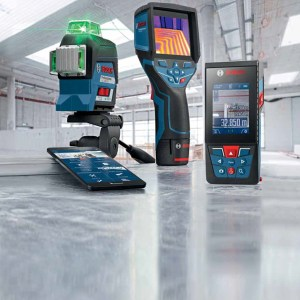 Bosch professional measuring Tools